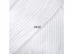 Baby Cotton Gazzal 3410 ecru