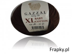 Baby Cotton XL Gazzal 3436 brąz