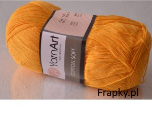 Cotton Soft Yarnart 35 żółty