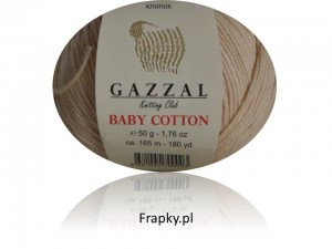 Baby Cotton Gazzal 3445 beż