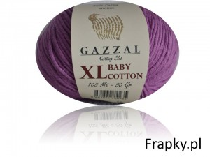 Baby Cotton XL Gazzal 3414 wrzos