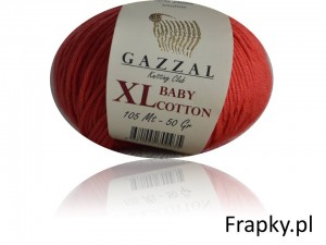 Baby Cotton XL Gazzal 3418 malinowy