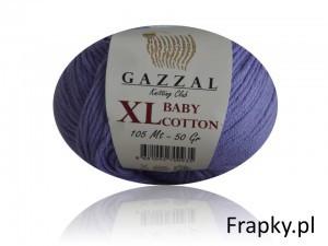 Baby Cotton XL Gazzal 3420 fiolet
